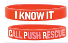 CPR Wristband BHF