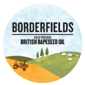 Image of the Borderfields logo