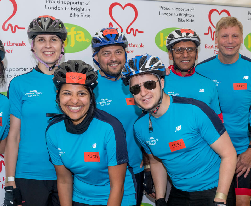 Corporate partners with the BHF