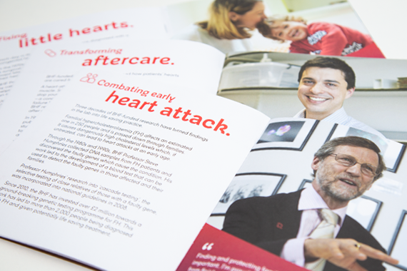 British Heart Foundation Publications