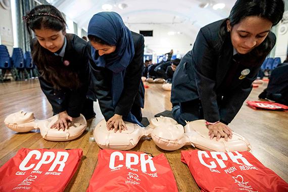 british heart foundation mission statement