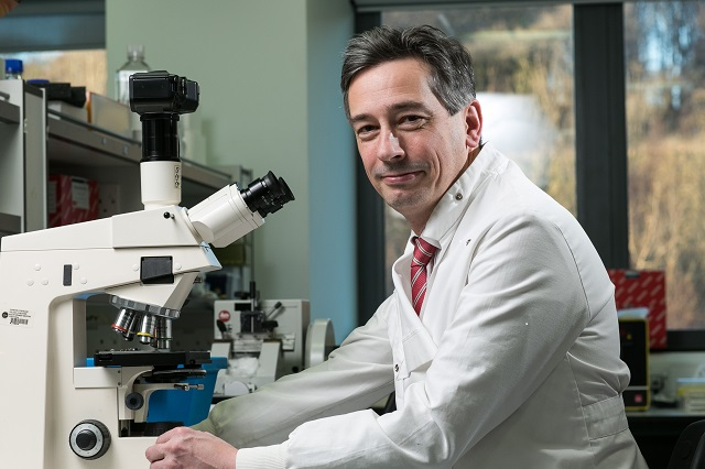 BHF Professor David Newby